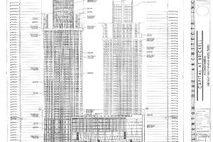 TCH CONSULTING GROUP_Luxury High Rise Blueprint Miami Florida